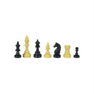 Schachfiguren Köngishöhe 55 mm