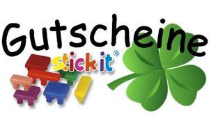 Stick it Gutscheine