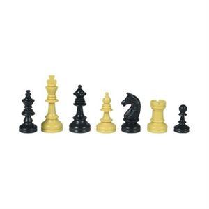 Schachfiguren Königshöhe 74 mm