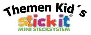 Themen Kids Kategorien von Stick it®  Stecksystem